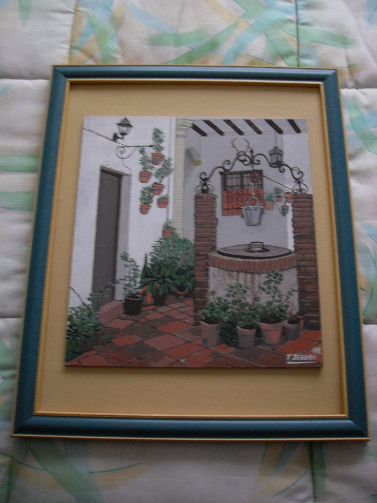 Zarandajas y menesteres un patio andaluz - Un patio andaluz ...