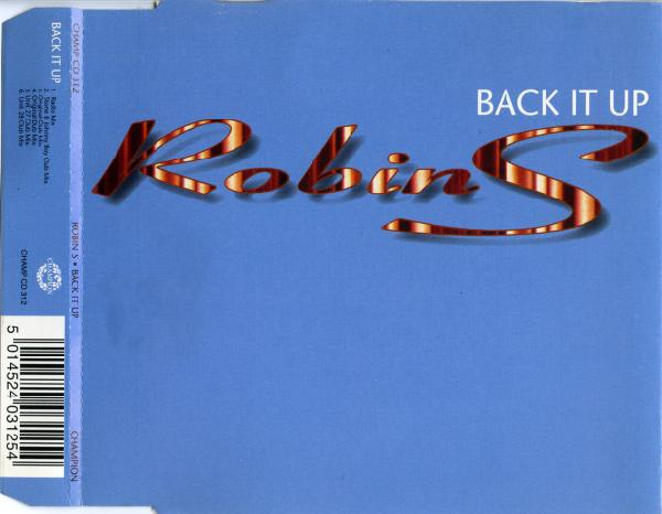House forever music robin s back it up 1995 for House music 1995