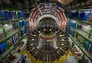 maior acelerador de particulas