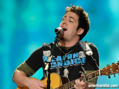 Lee DeWyze - Vencedor da 9ª Edição do American Idol