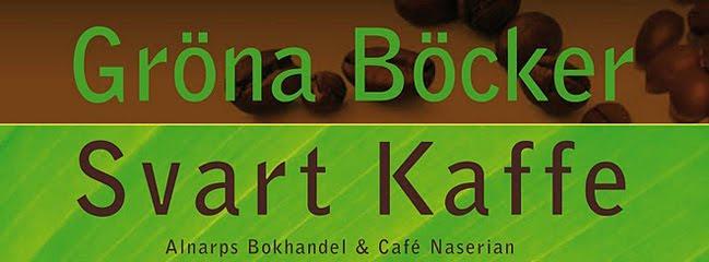 Gröna Böcker Svart Kaffe