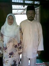 mak & abah tercinta
