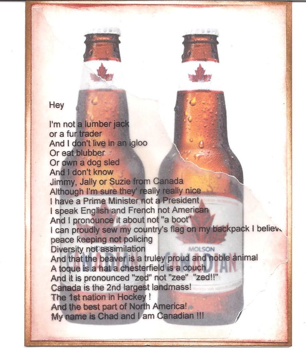 dars blog Canadian Rant – Birthday Cards Canada