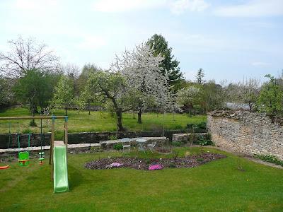 Notre jardin secret massif haricot for Jardin secret des hansen