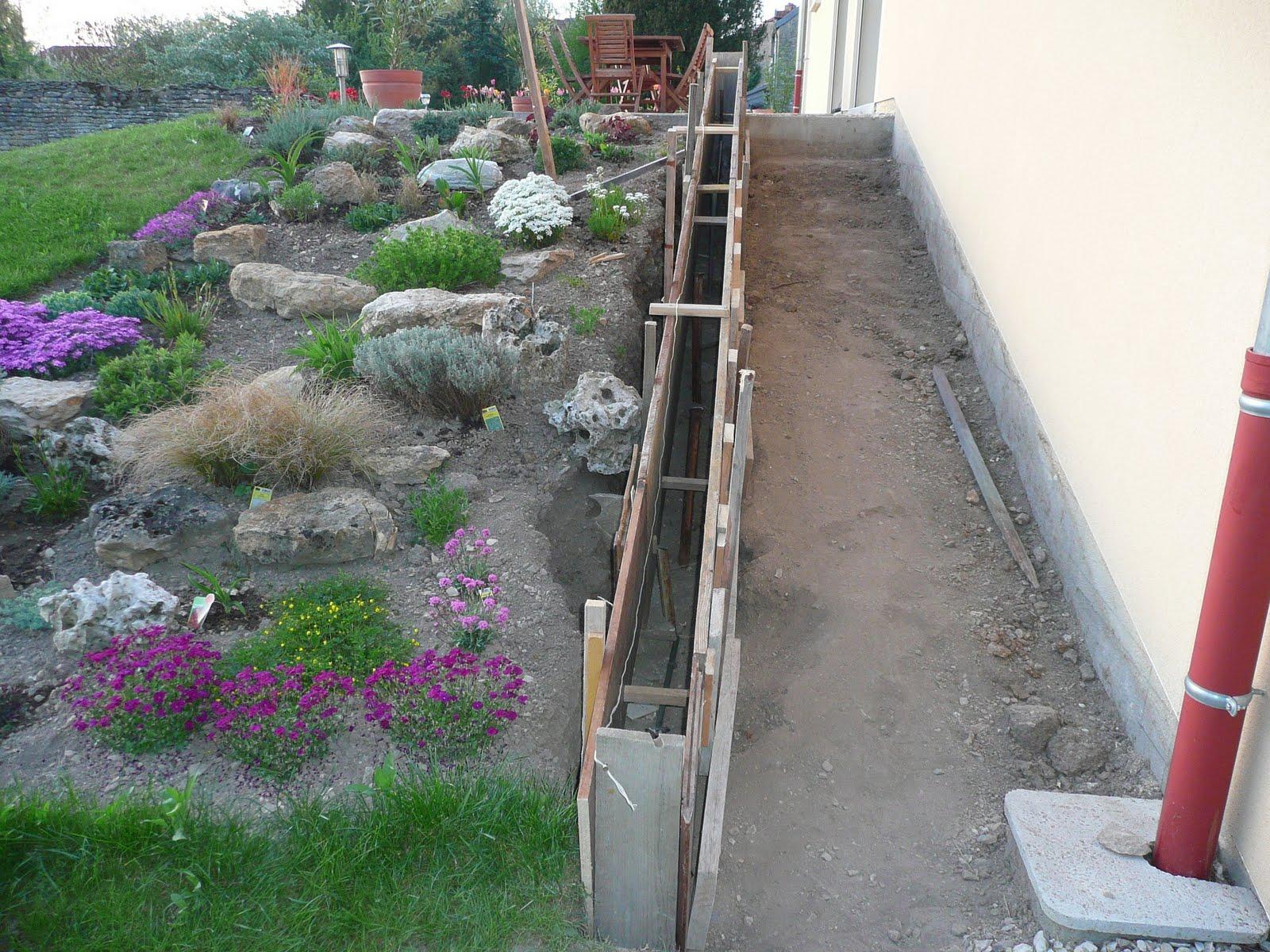Notre jardin secret.: Plantes alpines...