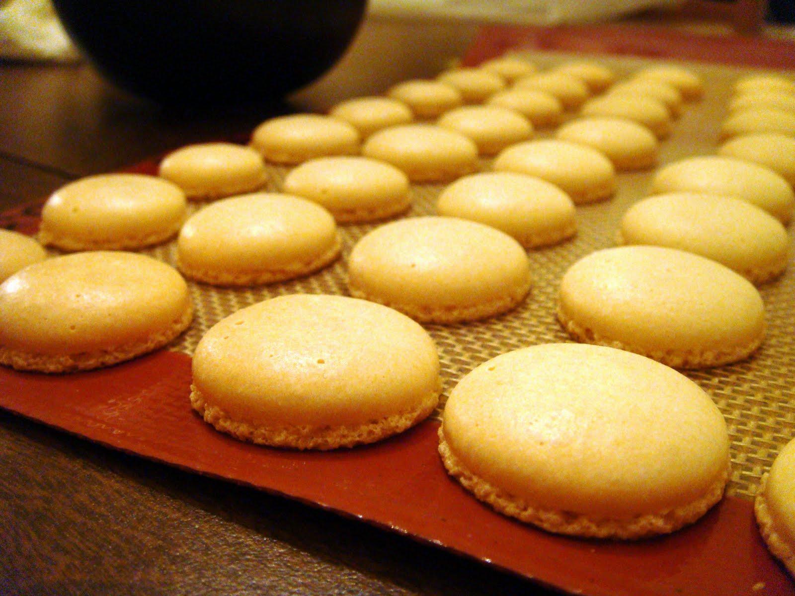 143Французский макарон рецепт пошагово