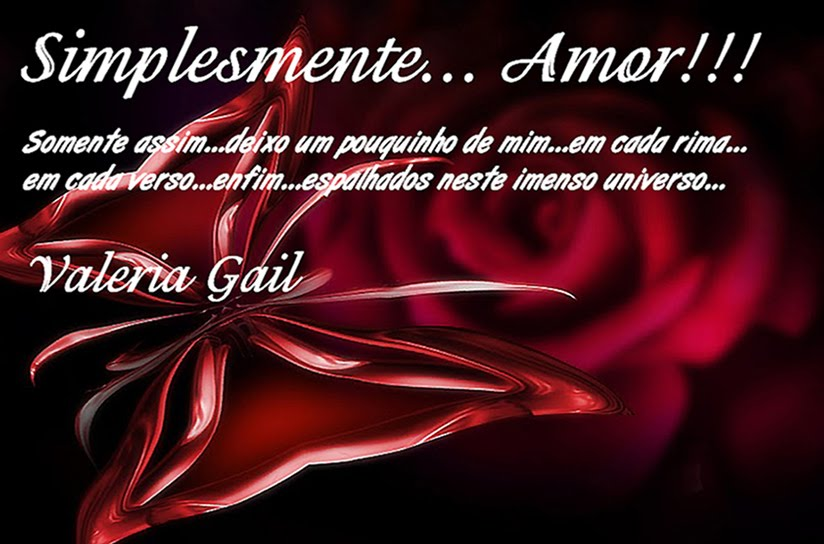 Simplesmente...Amor!!!