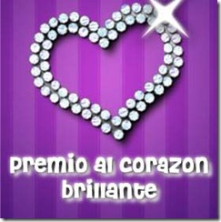 PREMIO CORAZON BRILLANTE