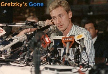 Gretzky's Gone