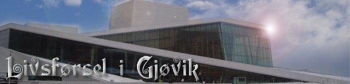 Livsførsel i Gjøvik