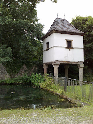 monastery, pigeon loft