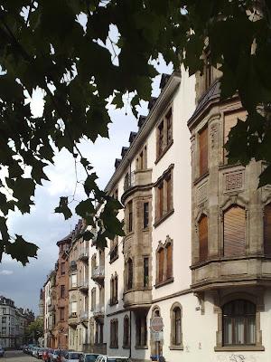 tenements, street