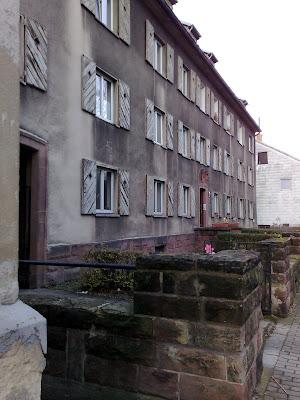 terraces, alte schmelz,