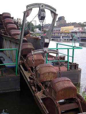 boat, rust