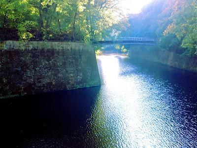 river,