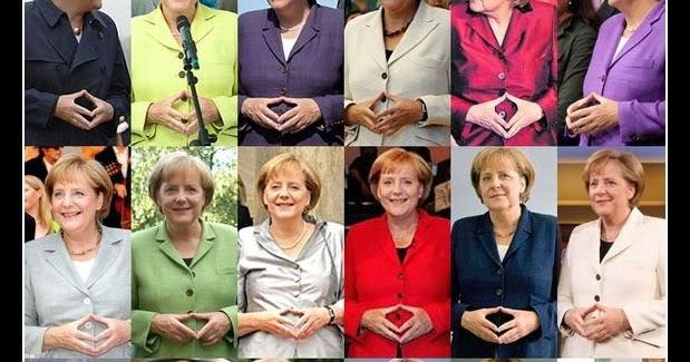Varimage Angela Merkel Glue Hands
