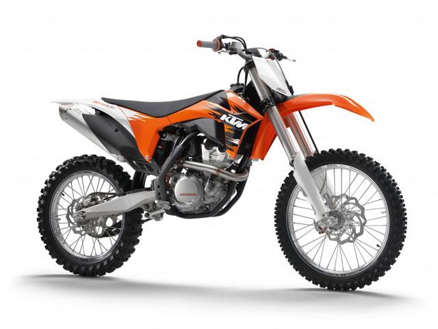 Motocross ktm 2011 sx 125 y sx 350