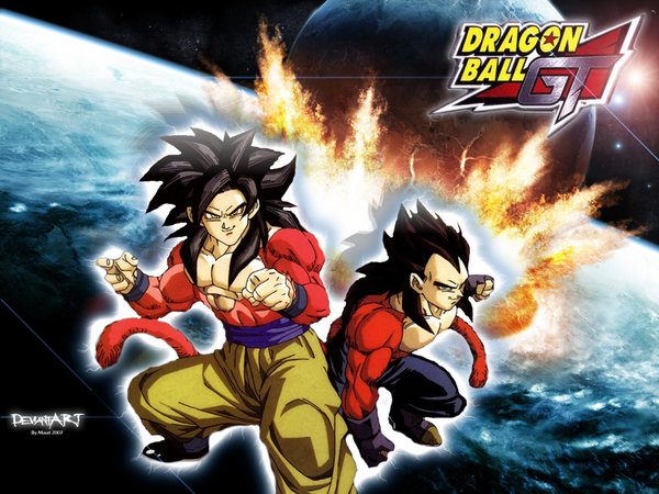 video capitulo dragon ball z gt: