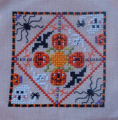 Boo needle book