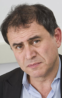 Roubini Says IMF Aid for Greece Would Be Cleaner Than Leaders Compromise