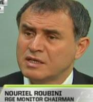 Nouriel Roubini Blog