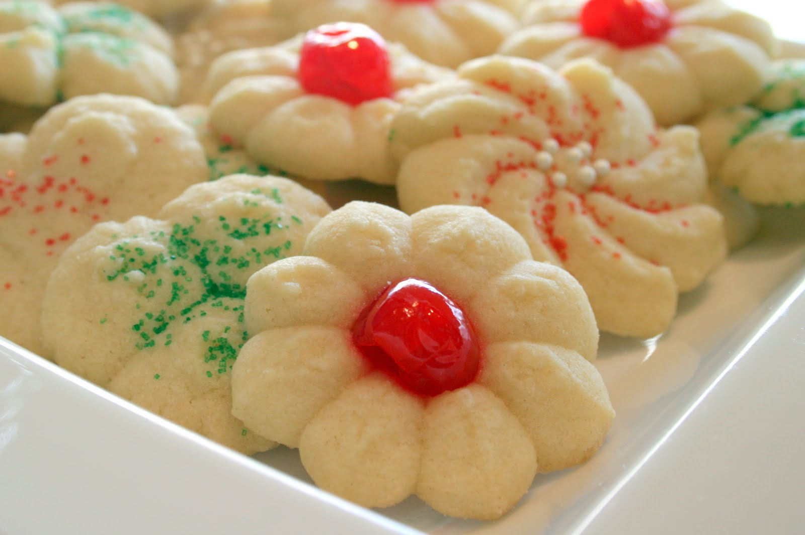 spritz norwegian butter cookies 2014