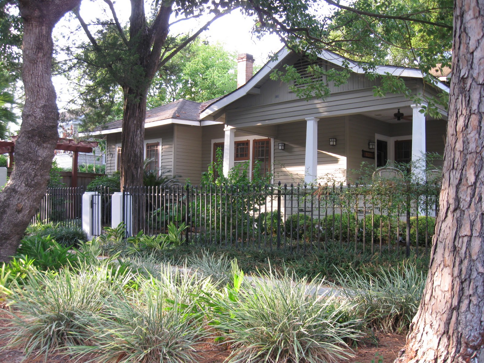 The Other Houston 1920 Craftsman Style Bungalow