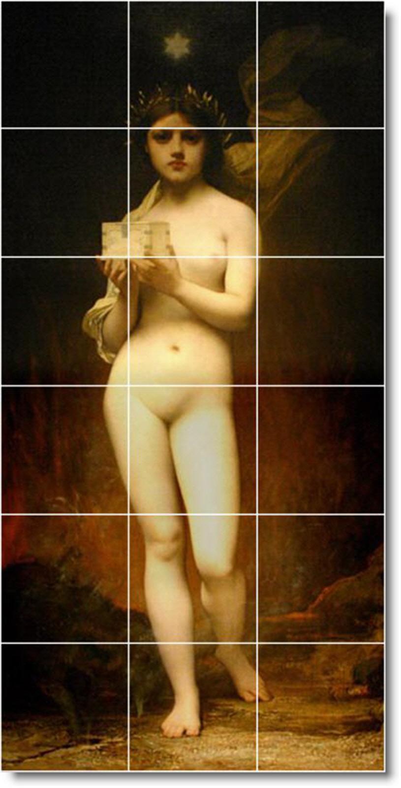 Amazon pandora nude naked clips