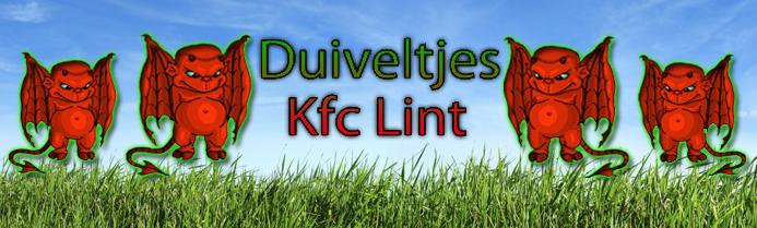 KFC LINT DUIVELTJES
