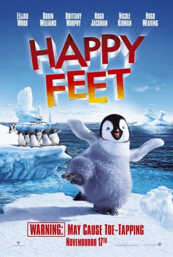 (61) Happy feet o pinguim