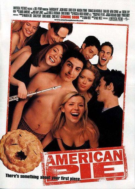 (71) American Pie A primeira vez do Stifler