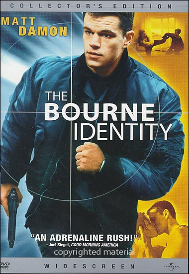 (73) A indentidade bourne