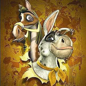(163) donkey xote