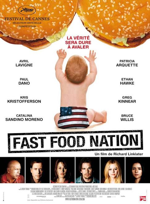 (135) Nação Fast food