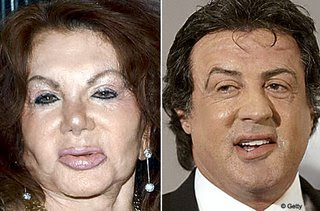 Plastic & cosmetic surgery gone wrong