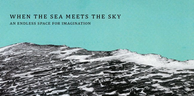 When The Sea Meets The Sky
