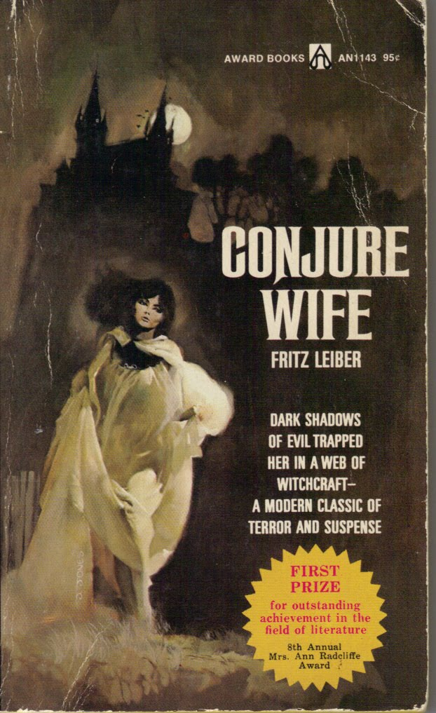 Conjure Wife - LEIBER, Fritz