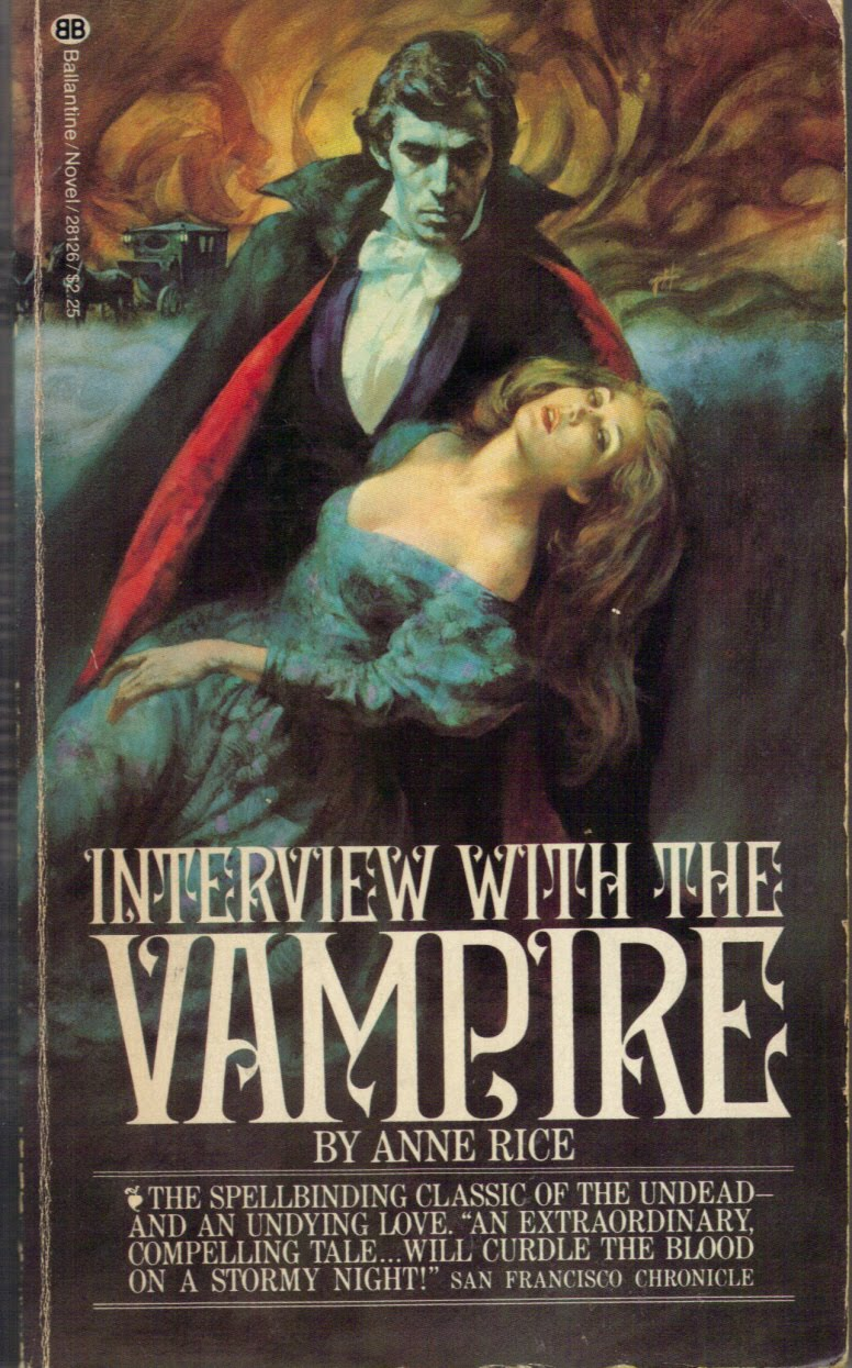 an analysis of the movie and book interview with the vampire Interview with the vampire book summary & chapter summaries of interview with the vampire novel  europe is like a classic vampire movie people cower in inns .