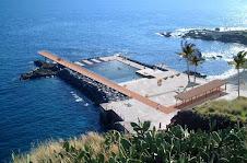 Reis Magos-Caniço-Madeira Piscina de maré