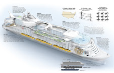Oasis of the Seas-map graphics