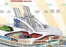 Oasis of the Seas-layout