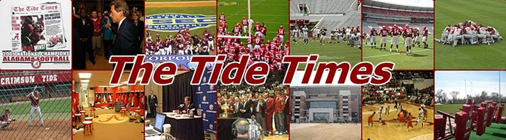 The Tide Times-Covering Alabama Crimson Tide Football, Alabama Crimson Tide Basketball