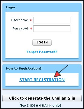 KVS PGT Exam Online Application form
