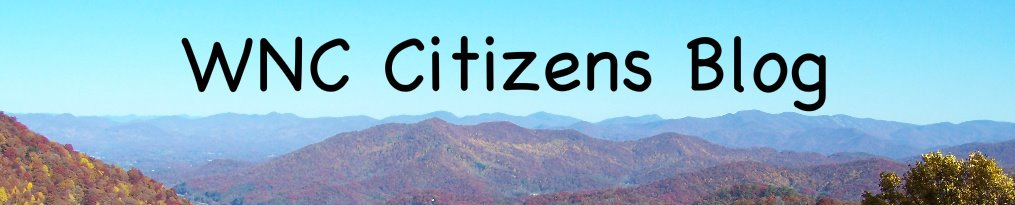 WNC Citizens Blog