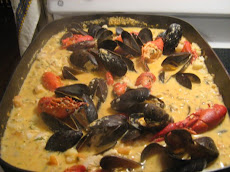 Crawdad and Mussel stew