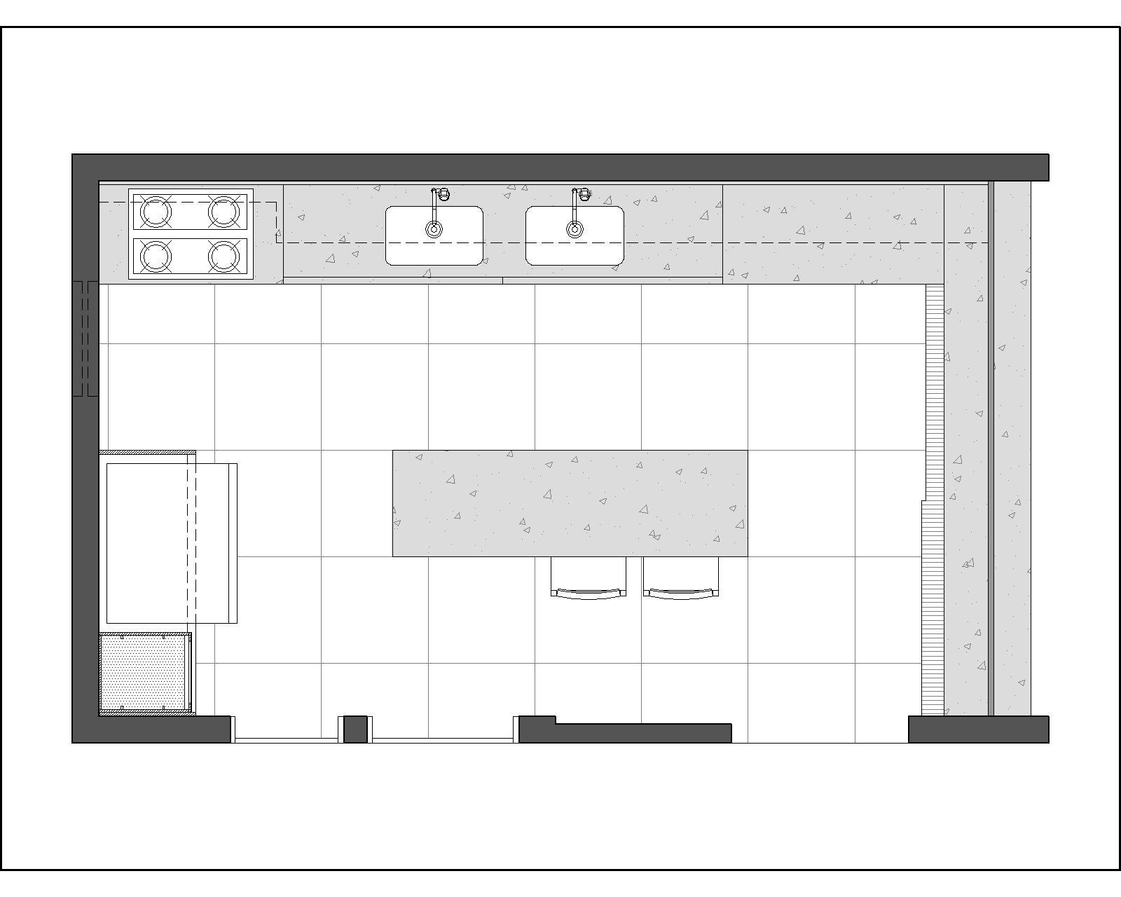 Wibamp Com Cozinha Industrial Pequena Layout Id Ias Do Projeto