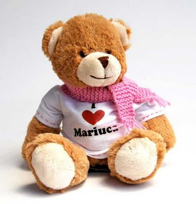 Who doesn't love adorable and cuddly soft teddy bear like this?