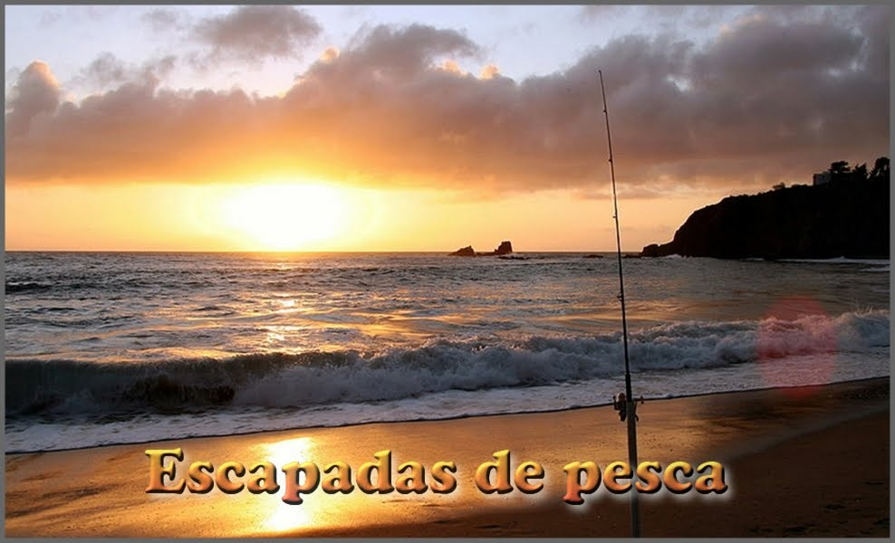 escapadas de pesca