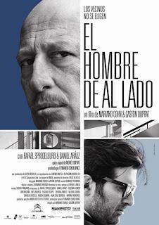 El hombre de al lado (2009) online y gratis
