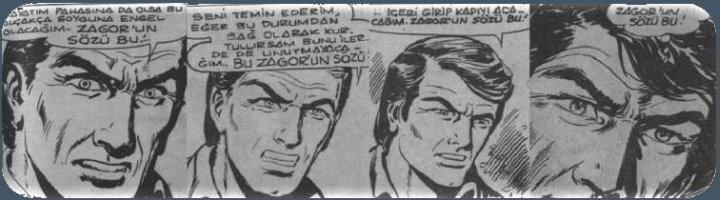 Zagor'un sözü bu!